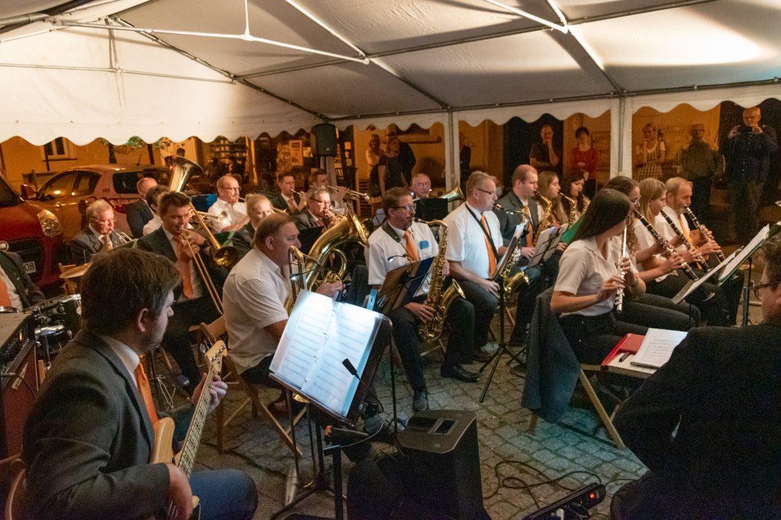 koncert Orkiestry dętej w Krotoszynie